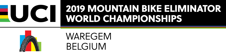 2019 UCI MTB XCE WCh WAREGEM CMYK STACKED