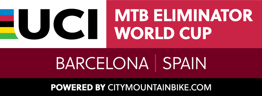 2019 UCI MTB XCE WCup Barcelona Spain CMYK Stacked