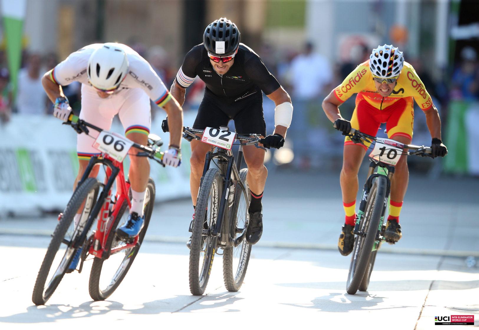 MOUNTAIN BIKE – UCI MTB Eliminator WC