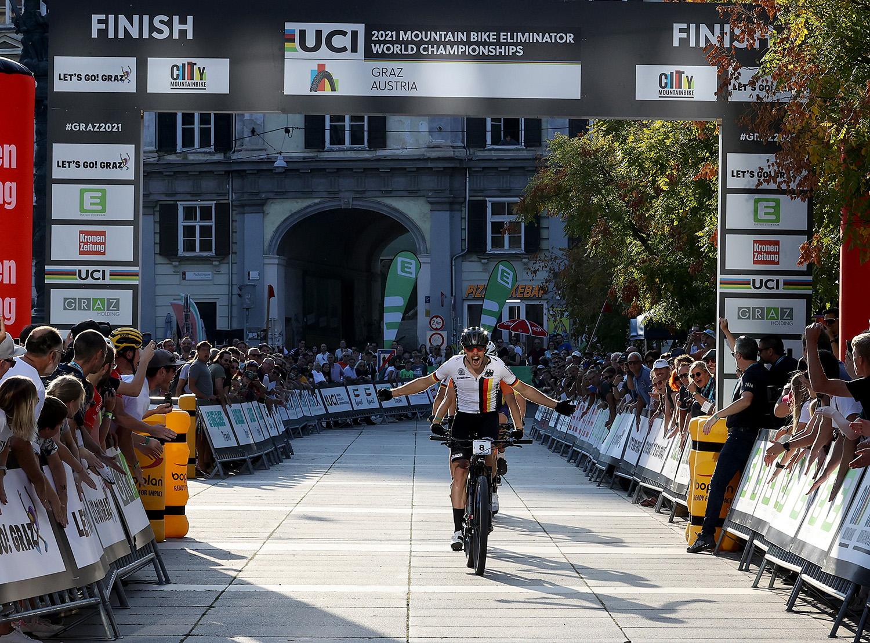 MOUNTAIN BIK – UCI MTB Eliminator WC 2021