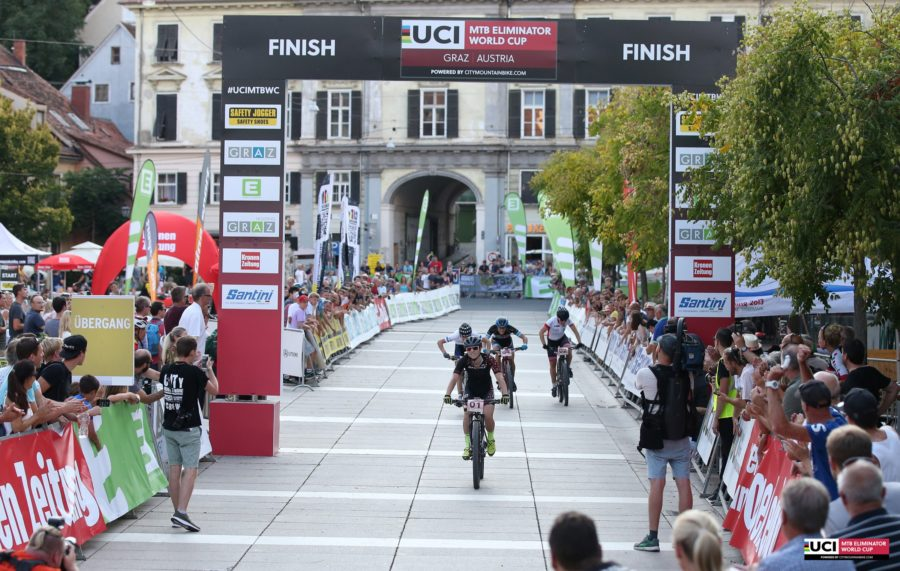 MOUNTAIN BIKE – UCI MTB Eliminator WC