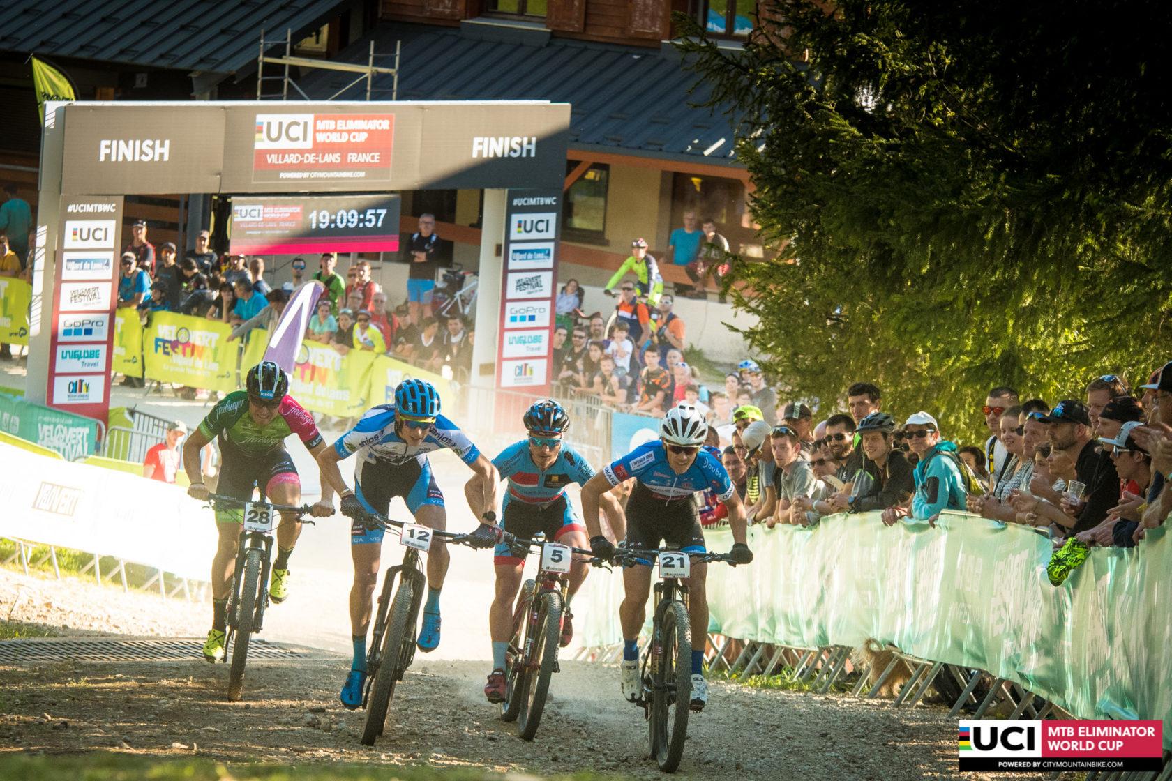 City Mountainbike hosts UCI MTB Eliminator World