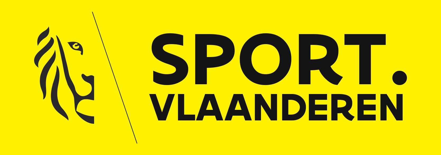 Sport Vlaanderen Sponsorlogo