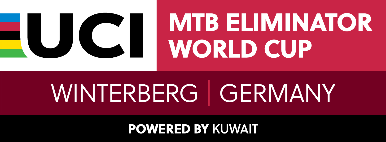 2020 UCI MTB WC XCE Germany Winterberg CMYK Stacked Outline