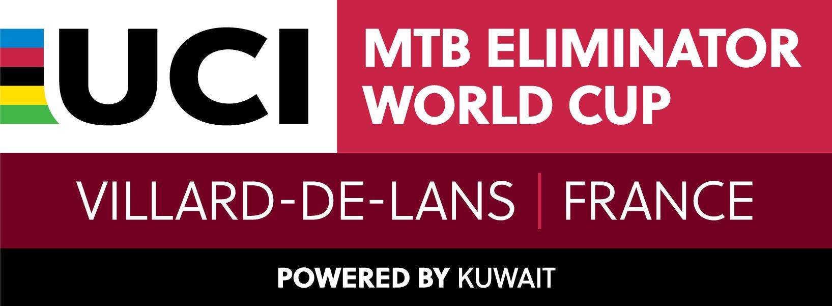 2020 UCI MTB XCE WCup Villard De Lans France CMYK Stacked Outline