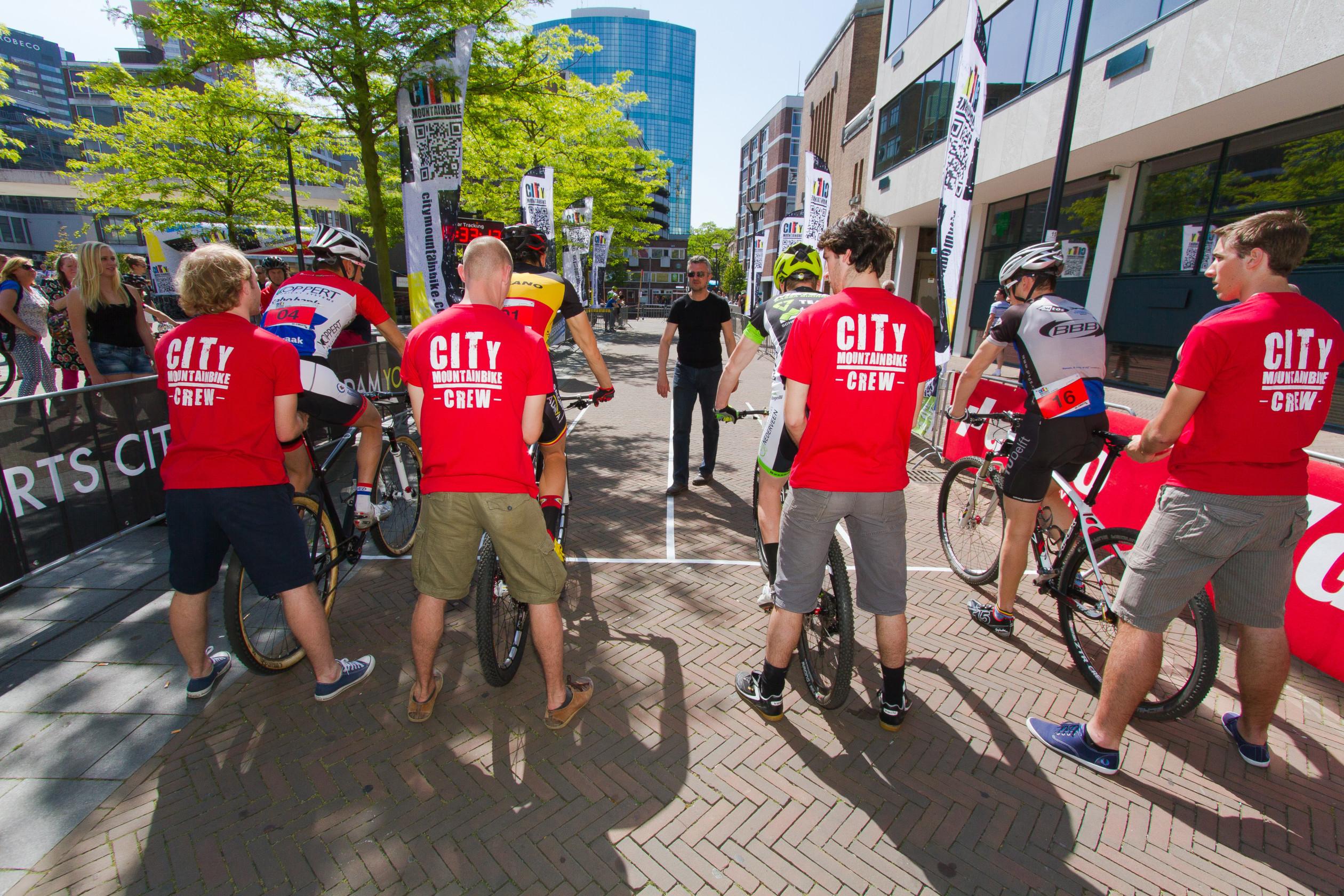 City MTB Rotterdam Start – FinishLoekPicturesBelgium190514 11