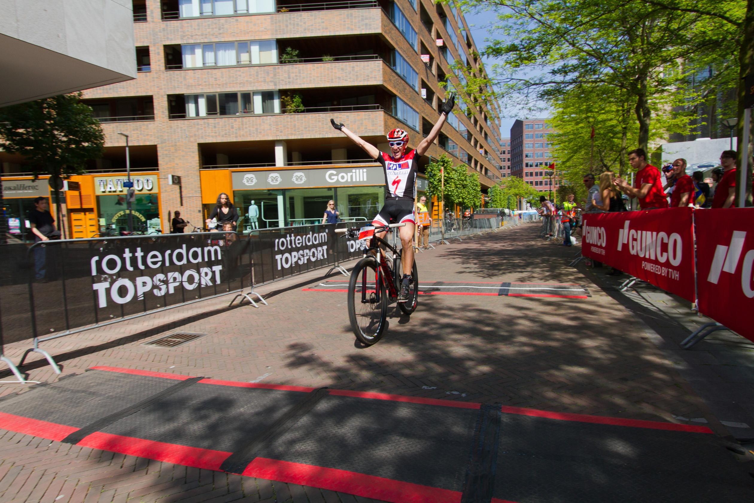 City MTB Rotterdam Start – FinishLoekPicturesBelgium190514 19