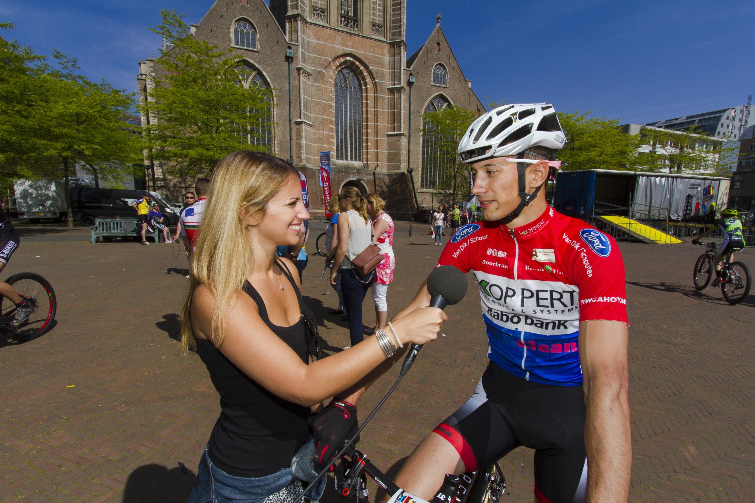 City MTB Rotterdam TV Crew 72 DPILoekPicturesBelgium20120422 4