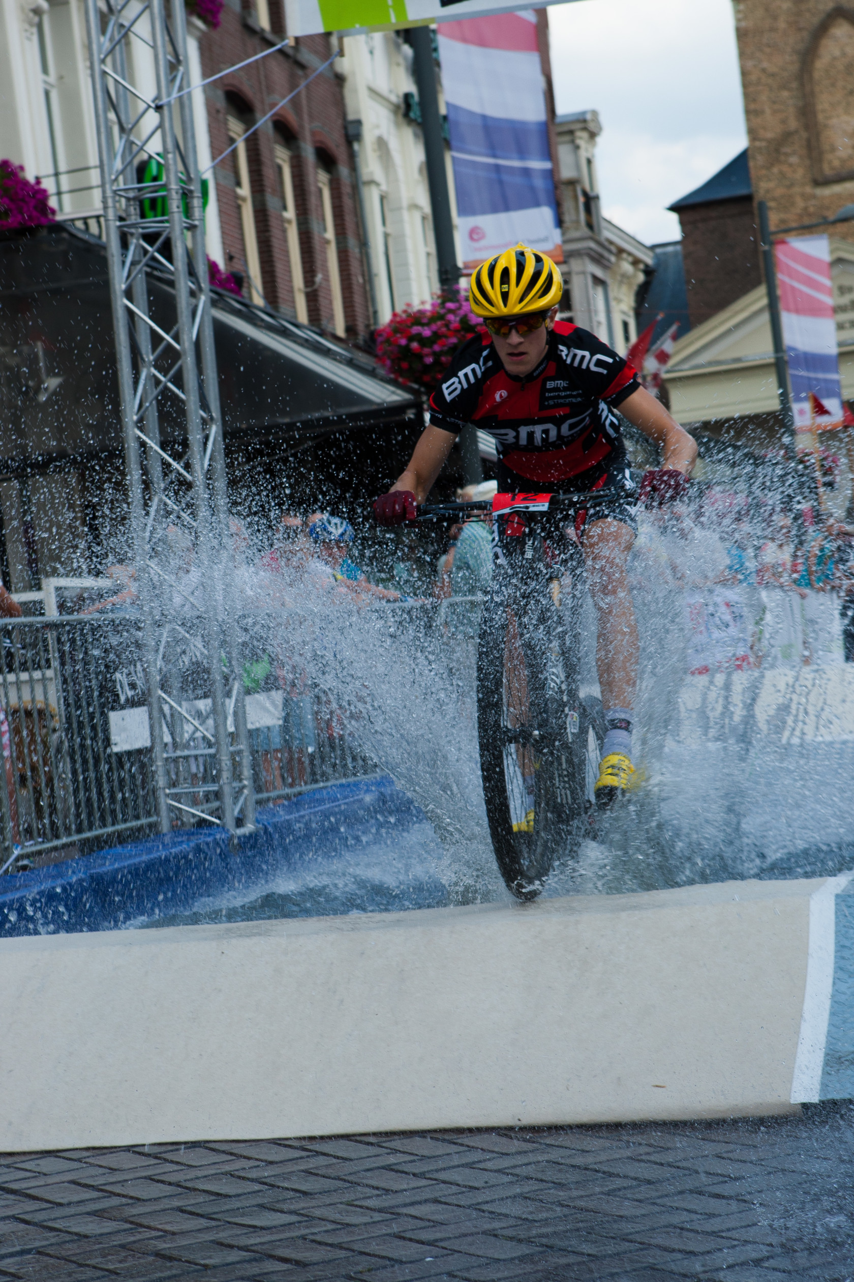 City Mountainbike RoosendaalPodium 72dpiLoek PIctures Belgium 040814 2