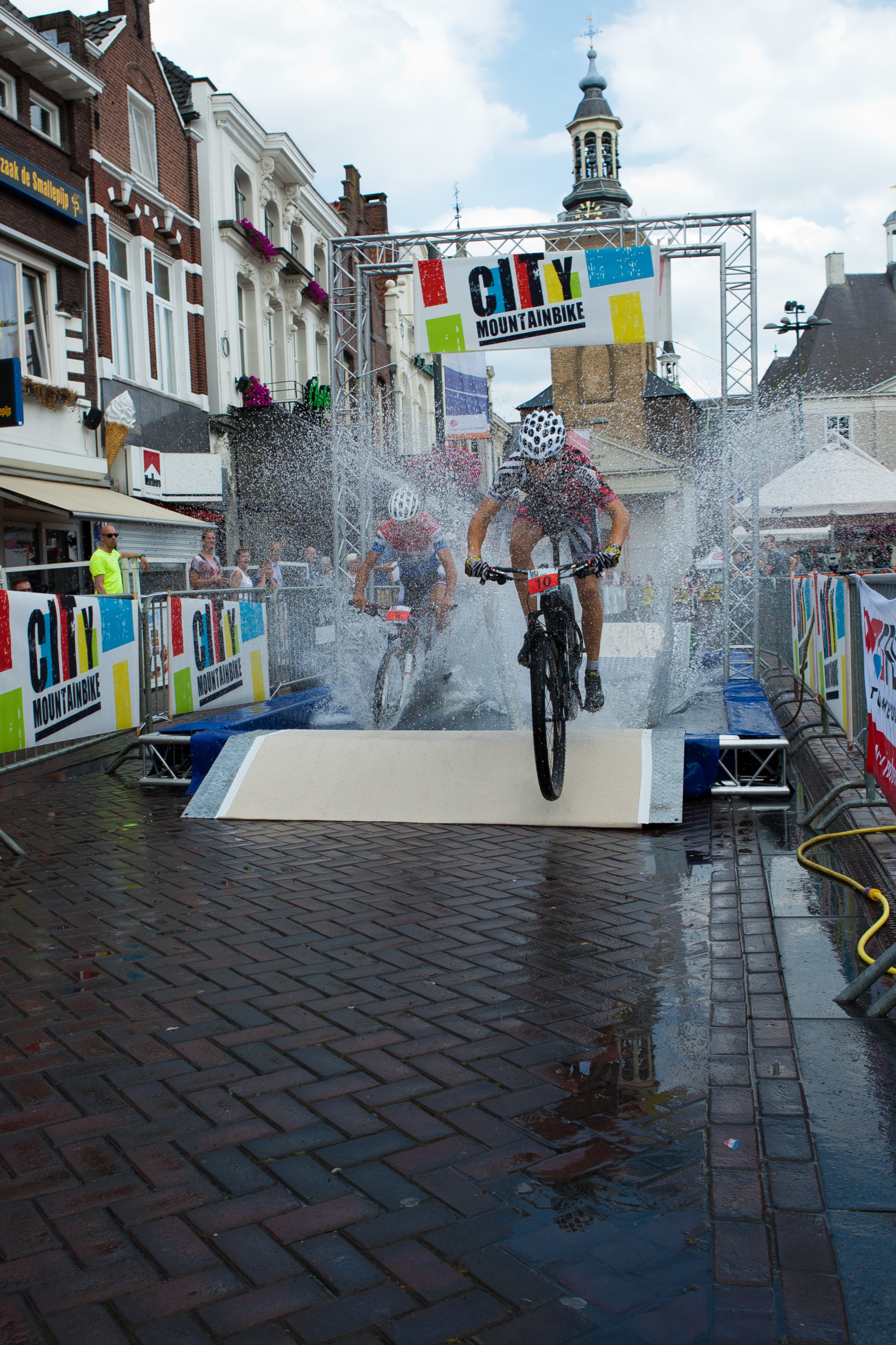 City Mountainbike RoosendaalPodium 72dpiLoek PIctures Belgium 040814 5