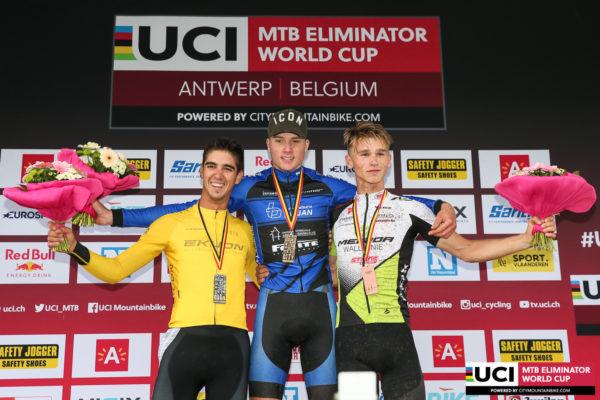 Glenn Peeters – CTM Antwerpen 72 93