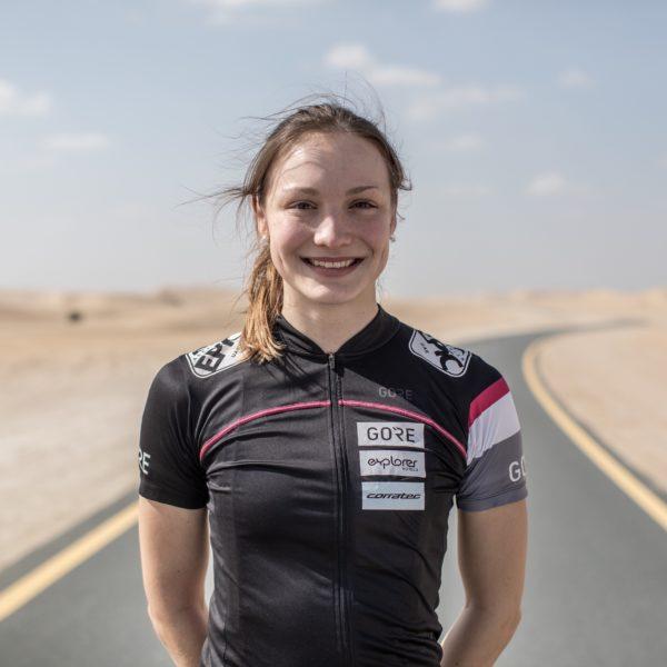 Profil Marion Fromberger MTB RACINGTEAM