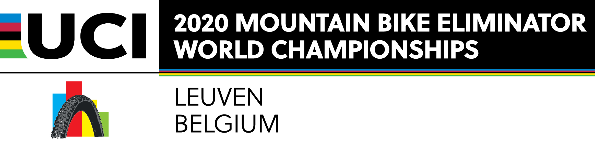 2020 UCI MTB XCE WCh LEUVEN CMYK STACKED Outline