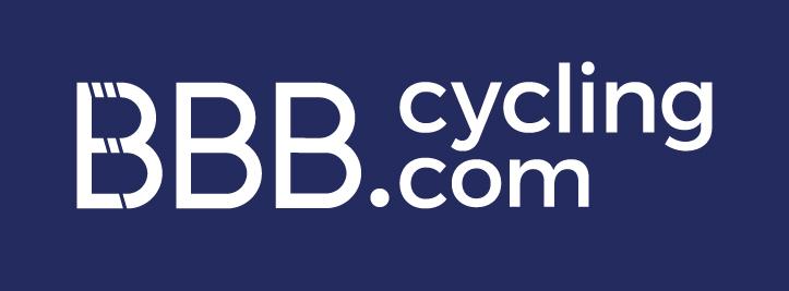 Logo Slashed Bbbcycling Frame