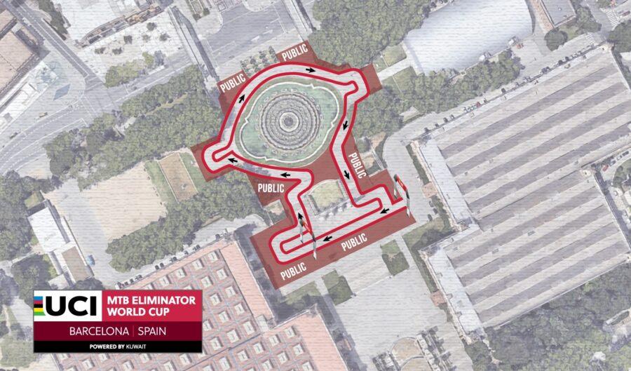 Parcours Barcelona