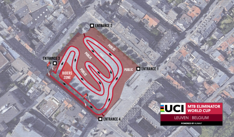 Parcours Leuven 2021